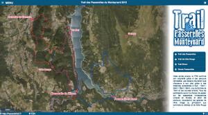 Trail des Passerelles du Monteynard 2020